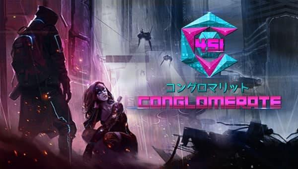دانلود بازی نسخه فشرده Conglomerate 451 برای PC