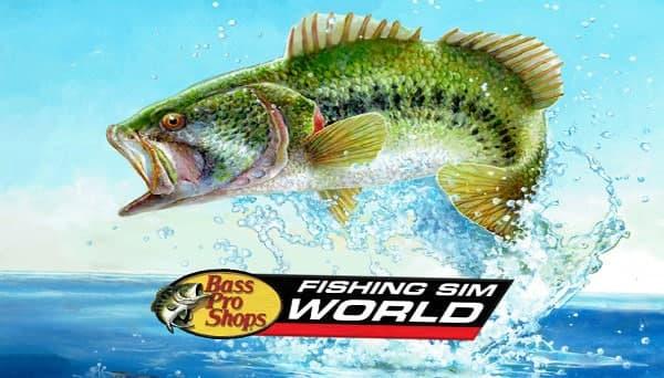 دانلود بازی نسخه فشرده Fishing Sim World Bass Pro Shops Edition برای PC